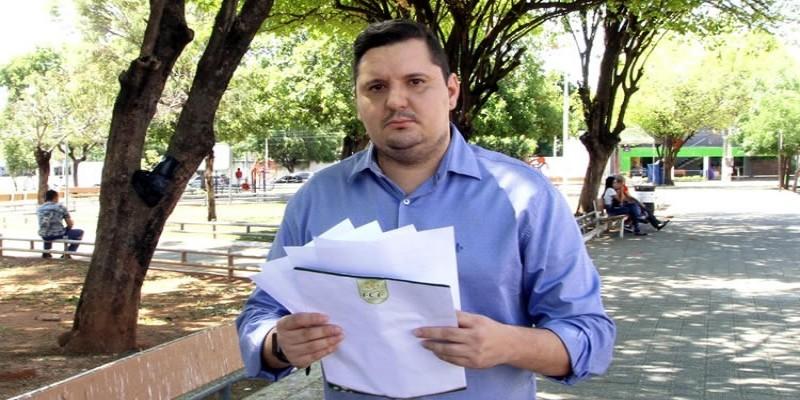 """Tentaram tomar meu cargo"""", afirma presidente do Barbalha Futebol ..."""